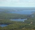 nice aerial big lake